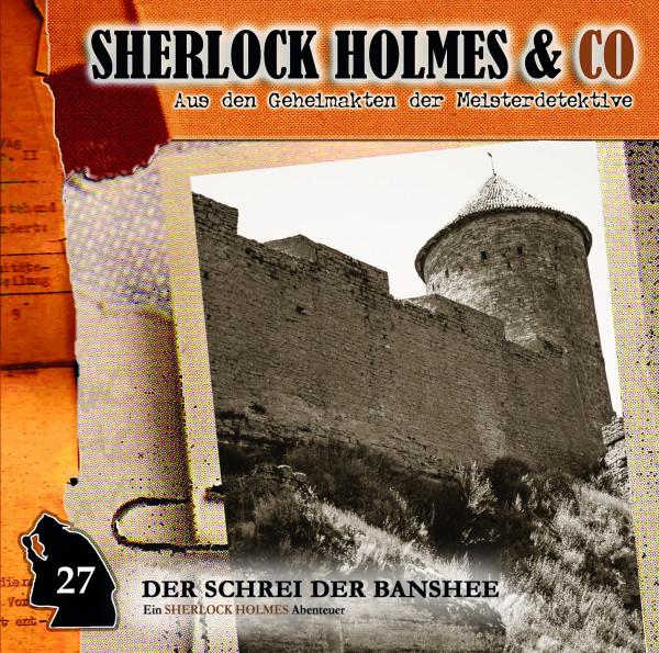 Sherlock Holmes und Co. CD 27: Der Schrei der Banshee 2. Teil