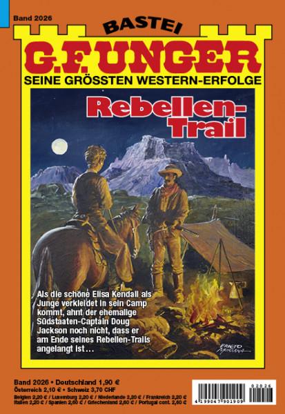 G. F. Unger 2026: Rebellen-Trail