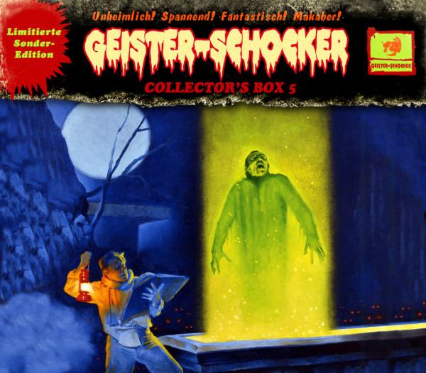 Geister-Schocker Collectors Box 5: (Folgen 11-13)