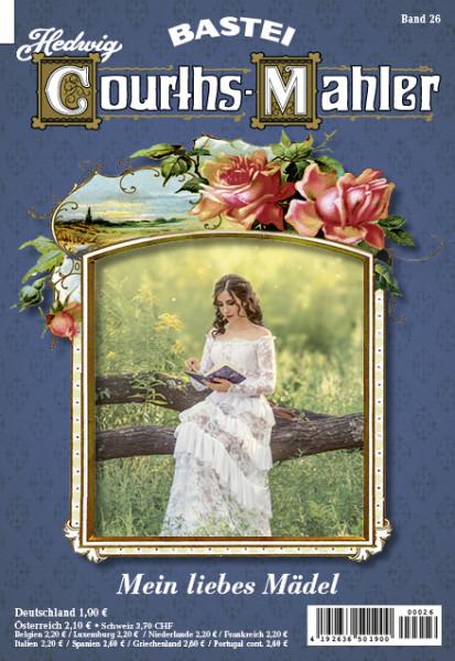 Hedwig Courths-Mahler 026: Mein liebes Mädel