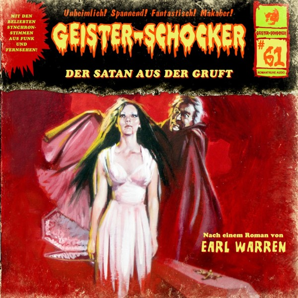 Geister-Schocker CD 61: Der Satan aus der Gruft