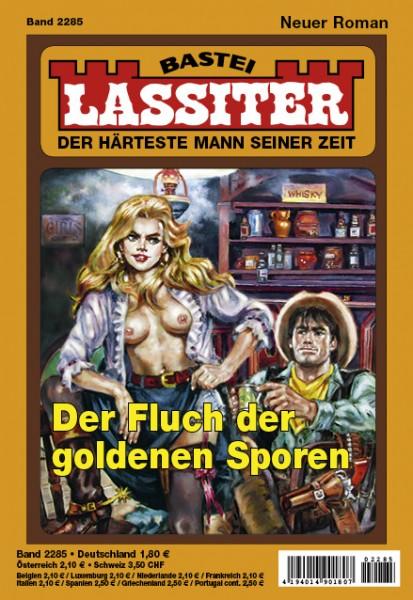 Lassiter 1. Auflage: Abo - jährliche Zahlung (52 Hefte/Jahr)