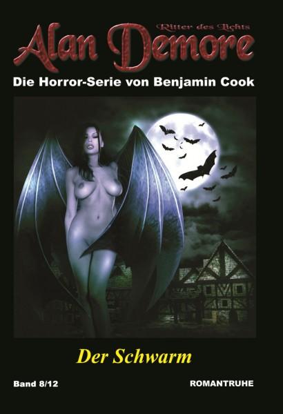 E-Book Alan Demore 08: Der Schwarm