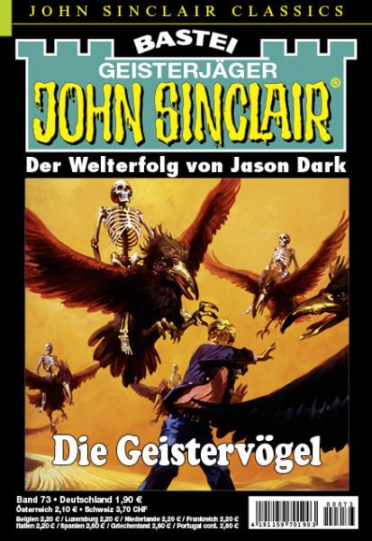 John Sinclair Classics 73: Die Geistervögel