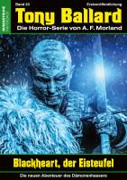 Tony Ballard-Neue Abenteuer 20: Blackhaert, der Eisteufel