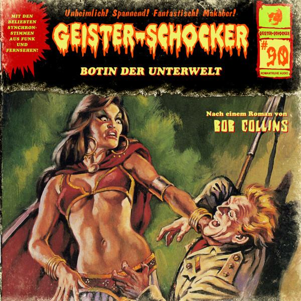 MP3-DOWNLOAD Geister-Schocker 90: Botin der Unterwelt