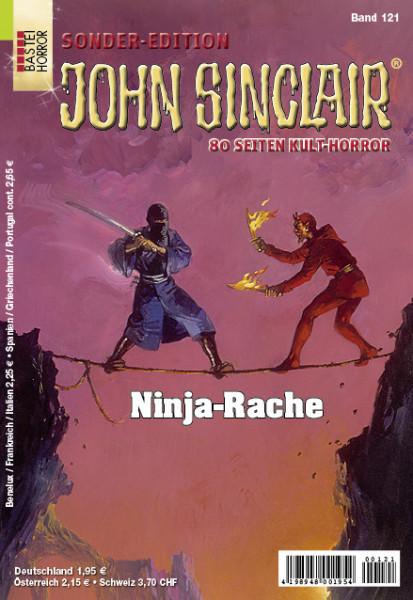 John Sinclair Sonderedition 121: Ninja-Rache