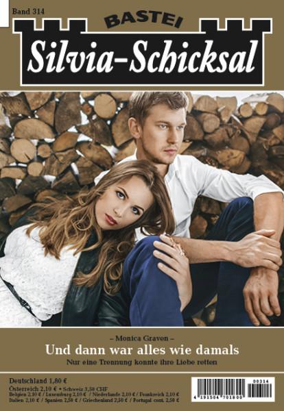 Silvia-Schicksal: Abo - jährliche Zahlung (26 Hefte/Jahr)