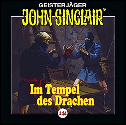 John Sinclair CD 144: Im Tempel des Drachen