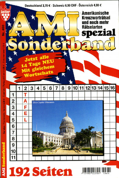 Ami-Spezial-Sonderband: Abo - jährliche Zahlung (26 Hefte/Jahr)