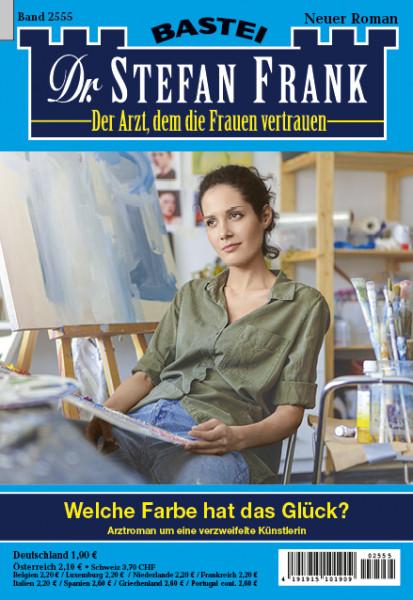 Dr. Stefan Frank 2555: Welche Farbe hat das Glück