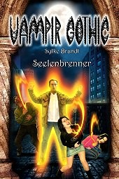 E-Book Vampir Gothic 09: Seelenbrenner