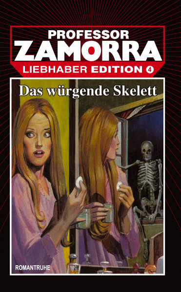 Zamorra Liebhaberedition 04: Das würgende Skelett