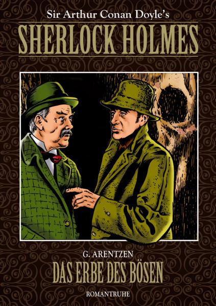 Sherlock Holmes - Die Neuen Fälle - Buch 14: Das Erbe des Bösen
