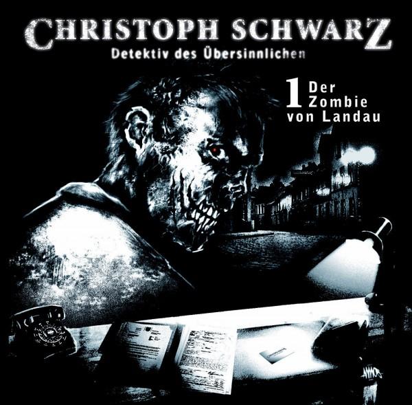 MP3-DOWNLOAD Christoph Schwarz-Hörspiel 1: Der Zombie von Landau