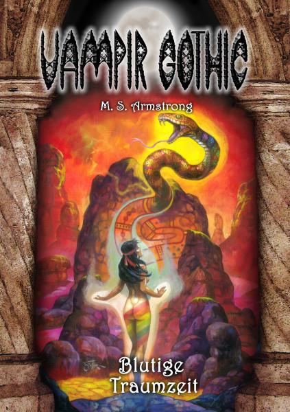 Vampir Gothic Paperback 2: Blutige Traumzeit