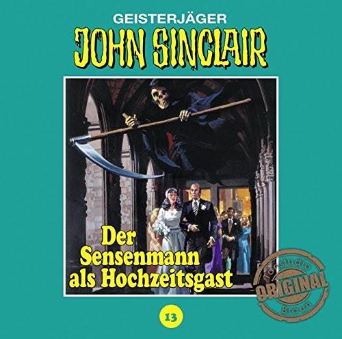 John Sinclair Tonstudio-Braun CD 13: Der Sensenmann als Hochzeitsgast