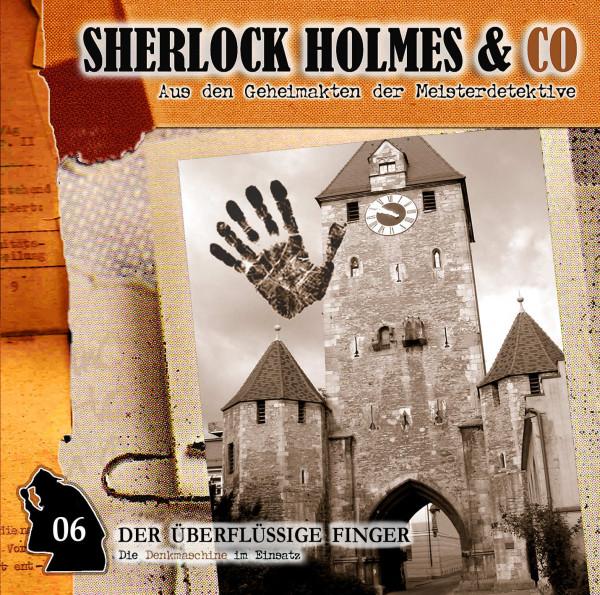 Sherlock Holmes und Co. CD 06: Der überflüssige Finger