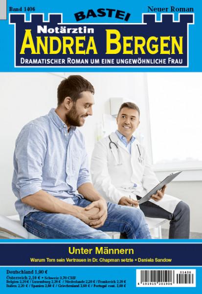 Dr. Andrea Bergen 1406: Unter Männern