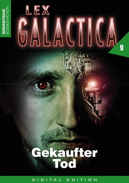E-Book Lex Galactica 9: Gekaufter Tod