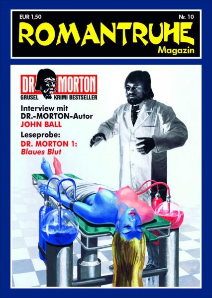 Romantruhe-Magazin Nr. 10: Dr. Morton Secial