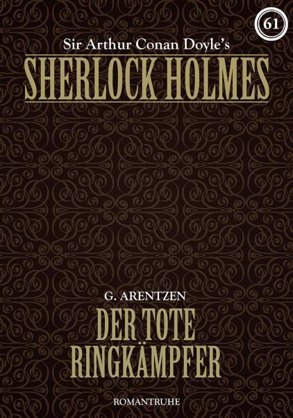 E-Book Sherlock Holmes 61: Der tote Ringkämpfer