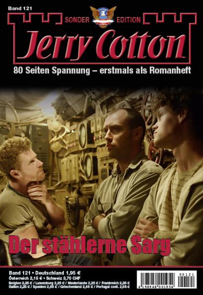 Jerry Cotton Sonderedition 121: Der stählerne Sarg