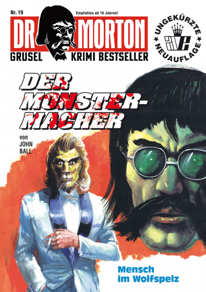 Ebook Dr. Morton 19: Der Monster-Macher