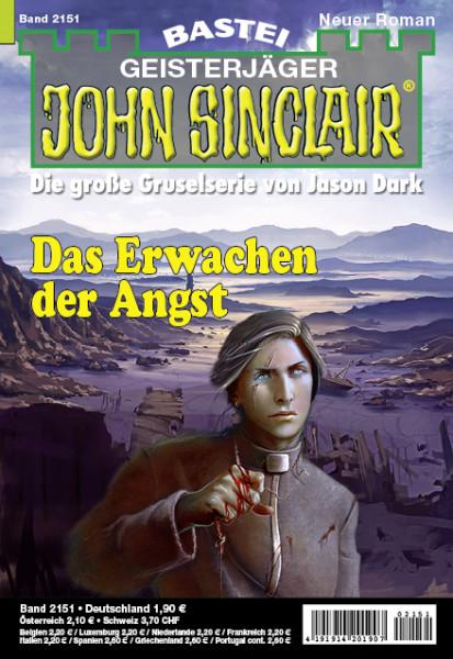 John Sinclair 2151: Das Erwachen der Angst (1. Teil)