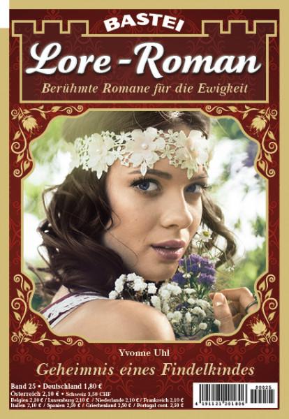 Lore - Roman: Abo - jährliche Zahlung (26 Hefte/Jahr)