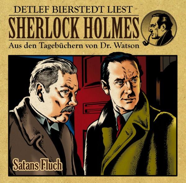Sherlock Holmes-Aus den Tagebüchern von Dr. Watson - Hörbuch: Satans Fluch