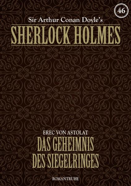 E-Book Sherlock Holmes 46: Das Geheimnis des Siegelringes