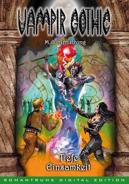 E-Book Vampir Gothic 33: Tiefe Einsamkeit