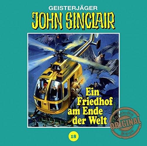 John Sinclair Tonstudio-Braun CD 18: Ein Friedhof am Ende der Welt (2. Teil von 3)