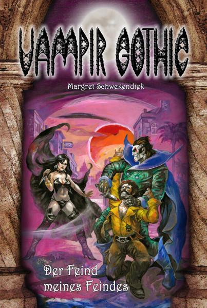 E-Book Vampir Gothic 29: Der Feind meines Feindes