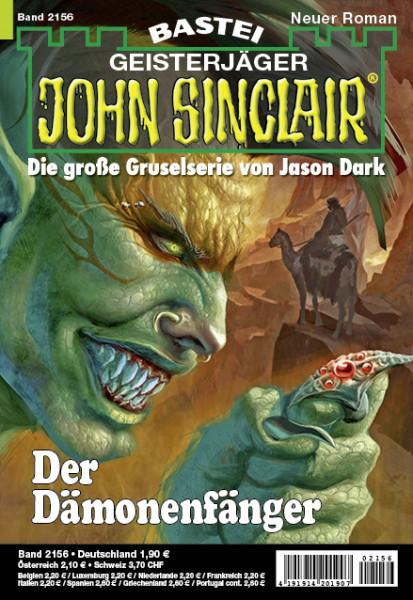 John Sinclair 2156: Der Dämonenfänger