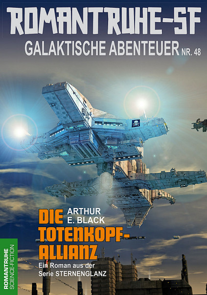Romantruhe-SF 48: Die Totenkopf-Allianz