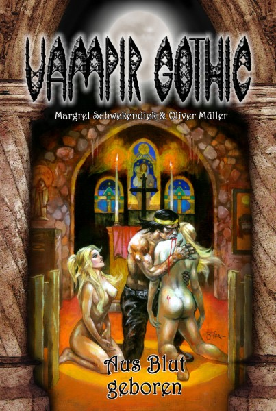 E-Book Vampir Gothic 24: Aus Blut geboren