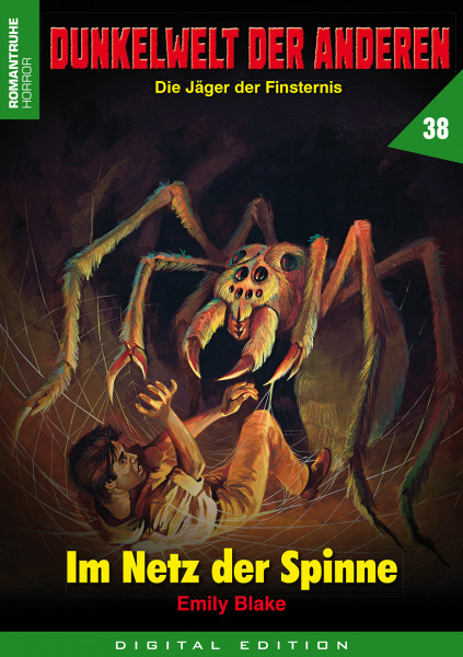 E-Book Dunkelwelt der Anderen 38: Im Netz der Spinne
