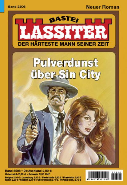 Lassiter 1. Auflage 2506: Pulverdunst über Sin City