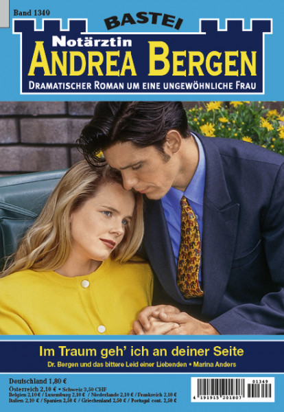 Notärztin Dr. Andrea Bergen: Abo - jährliche Zahlung (26 Hefte/Jahr)
