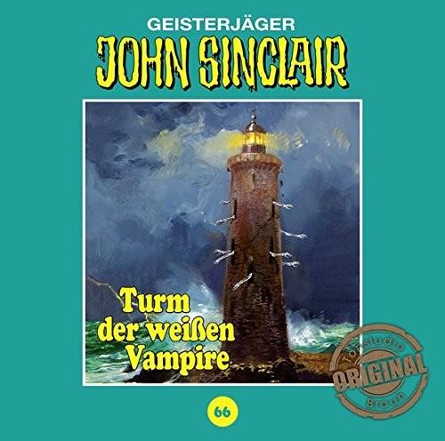 John Sinclair Tonstudio-Braun CD 66: Der Turm der weissen Vampire