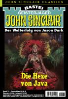 John Sinclair Classics 72: Die Hexe von Java