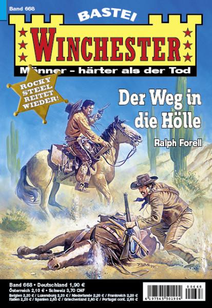 Winchester 668: Der Weg in die Hölle