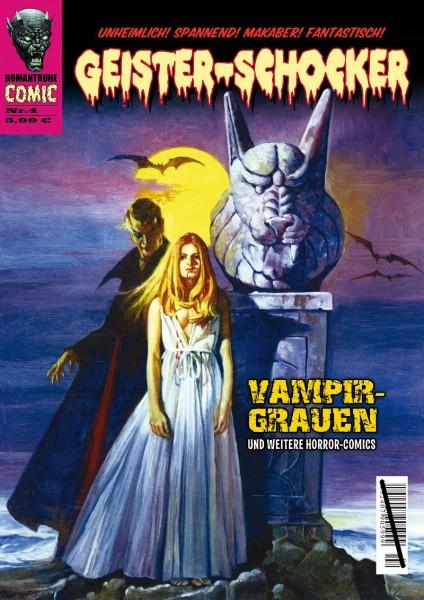 Geister-Schocker-Comic 04: Vampir-Grauen