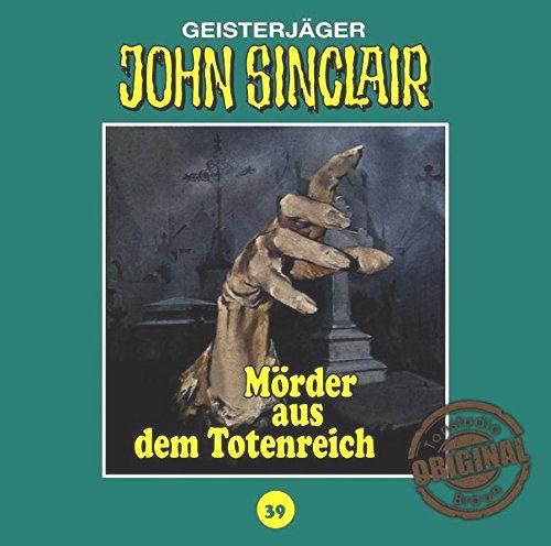John Sinclair Tonstudio-Braun CD 39: Mörder aus dem Totenreich