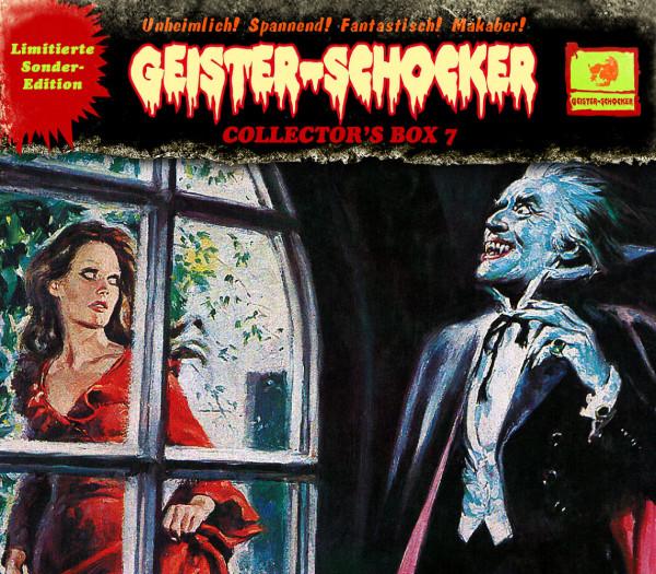 Geister-Schocker Collectors Box 7: (Folgen 17-19)