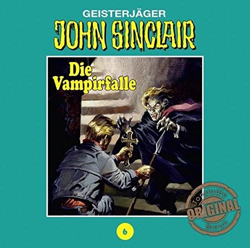 John Sinclair Tonstudio-Braun CD 06: Die Vampirfalle (Teil 3 von 3)
