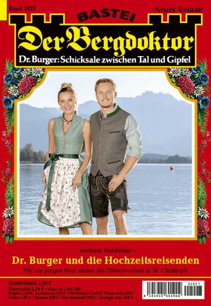 Der Bergdoktor 2027: Dr. Burger und die Hochzeitsreisenden
