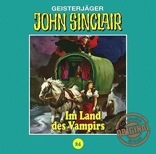 John Sinclair Tonstudio-Braun CD 24: Im Land des Vampirs